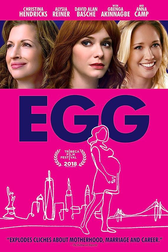 Egg (2018) Hindi Dubbed