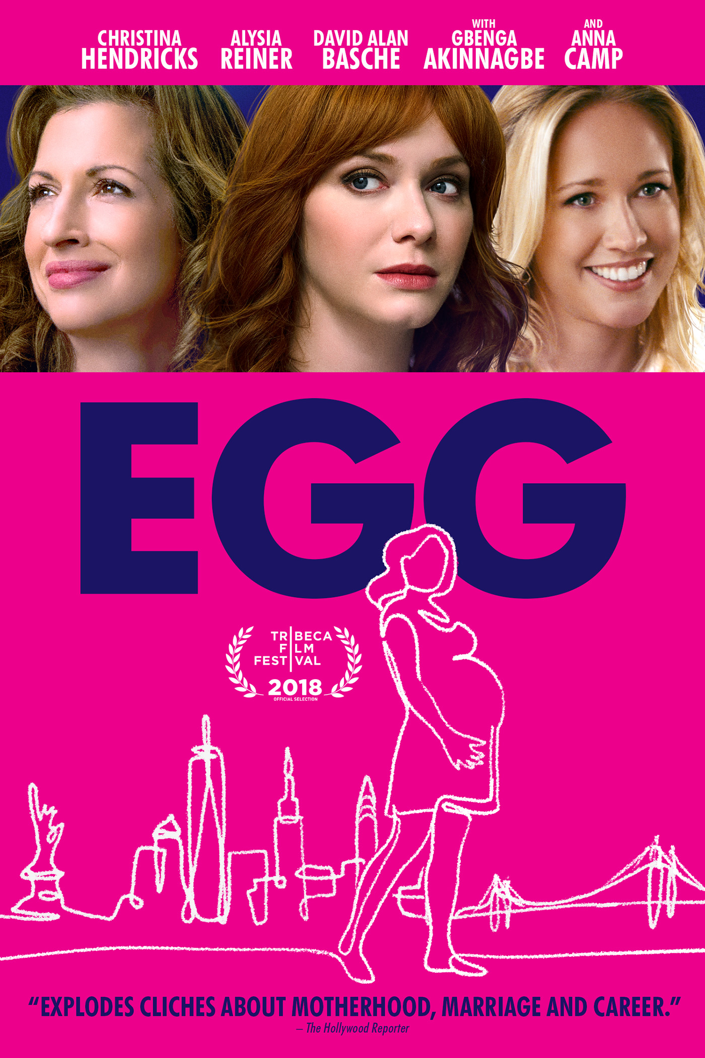 Egg (2018) BluRay 720p & 1080p
