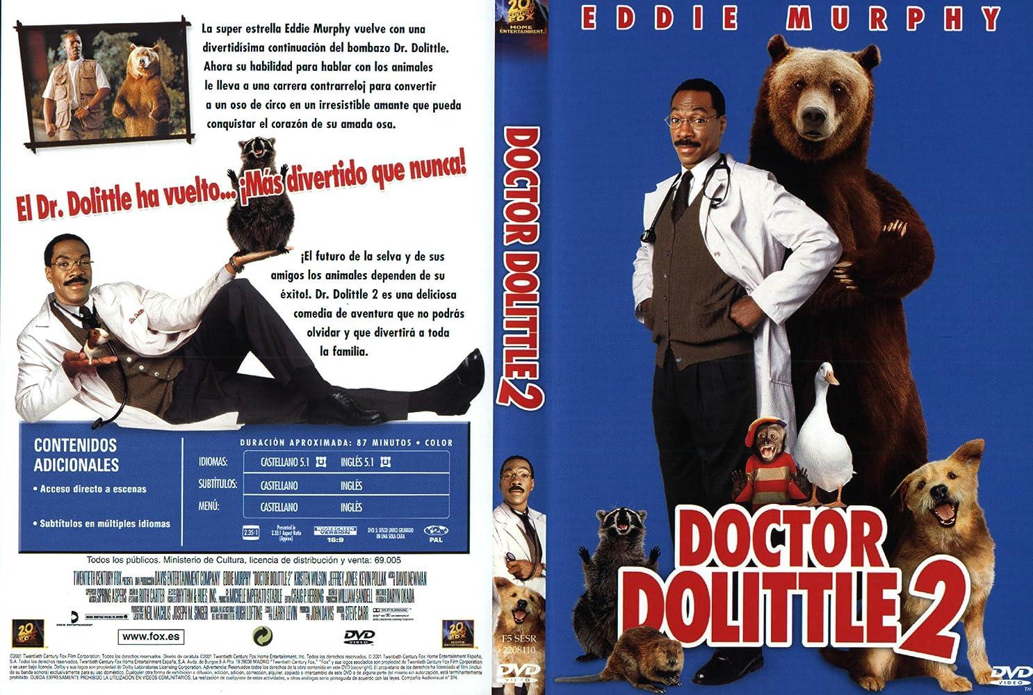 Dr Dolittle 2 2001