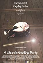 A wizard goodbye party