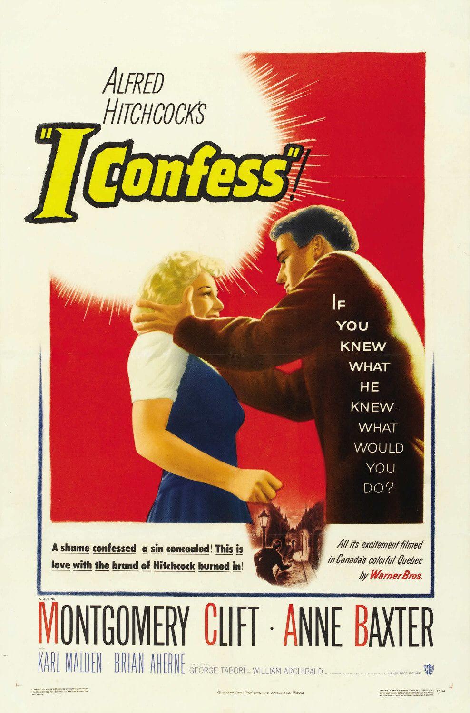 I Confess (1953) - IMDb