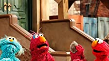Rosita and Elmo Teach Yoga