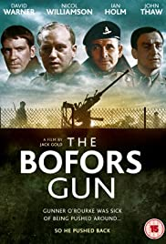 The Bofors Gun Poster