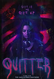 Quitter Poster