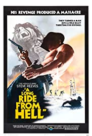 A Long Ride from Hell (1968) Poster - Movie Forum, Cast, Reviews