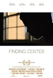Finding Center Poster