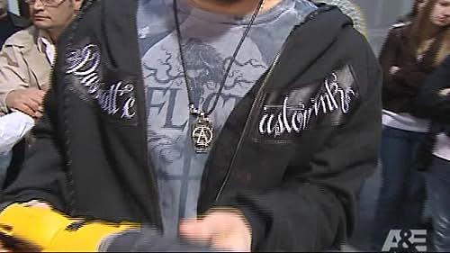 Criss Angel Mindfreak: Saws Off A Fan