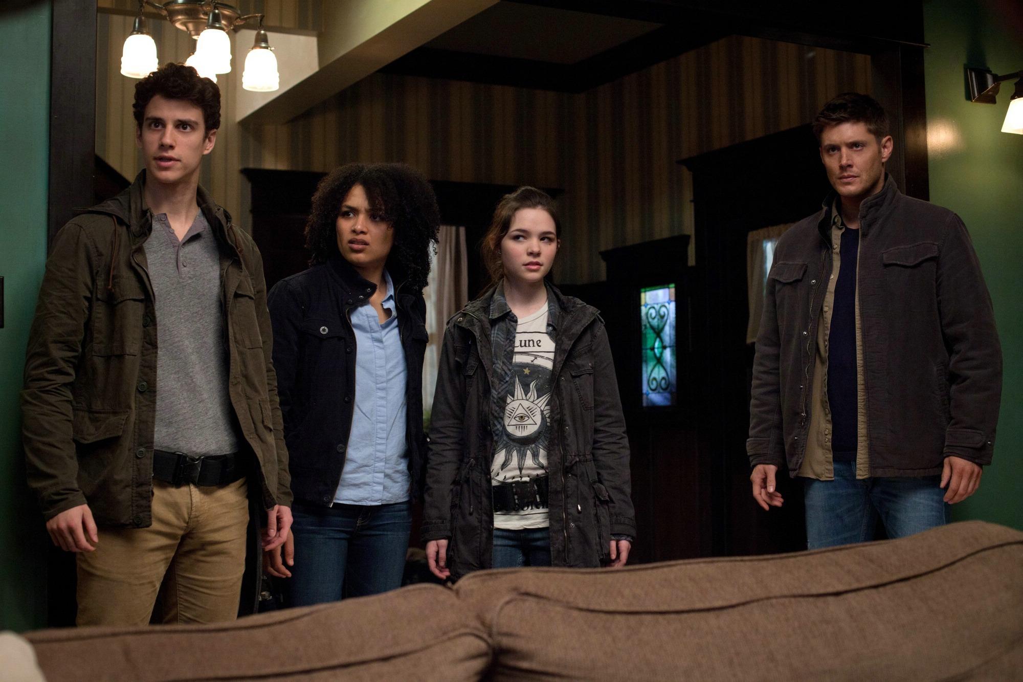 Supernatural Freaks And Geeks Tv Episode 2013 Imdb