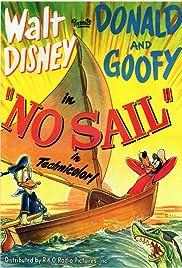 No Sail Poster