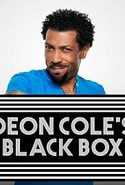 Deon Cole's Black Box Poster