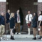 Zión Moreno, Savannah Lee Smith, Emily Alyn Lind, Jordan Alexander, and Eli Brown in Gossip Girl (2021)