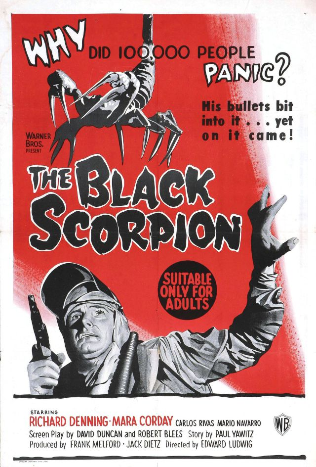 The Black Scorpion download