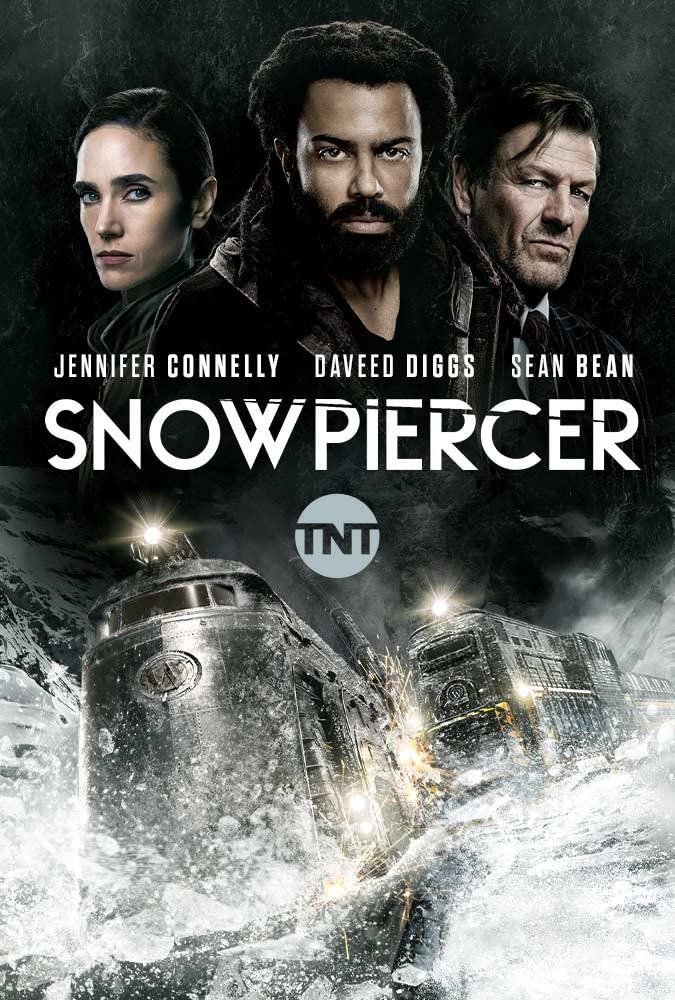 Snowpiercer 2021 720p HEVC HDRip S02E01 NF Series (Hindi or English) 250MB