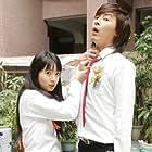 Ariel Lin and Joe Cheng Yuan Chang in E zuo ju zhi wen (2005)