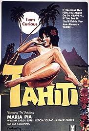 I Am Curious Tahiti Poster
