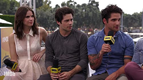 """Teen Wolf"" Cast's Tearful Goodbye to Comic-Con Fans"