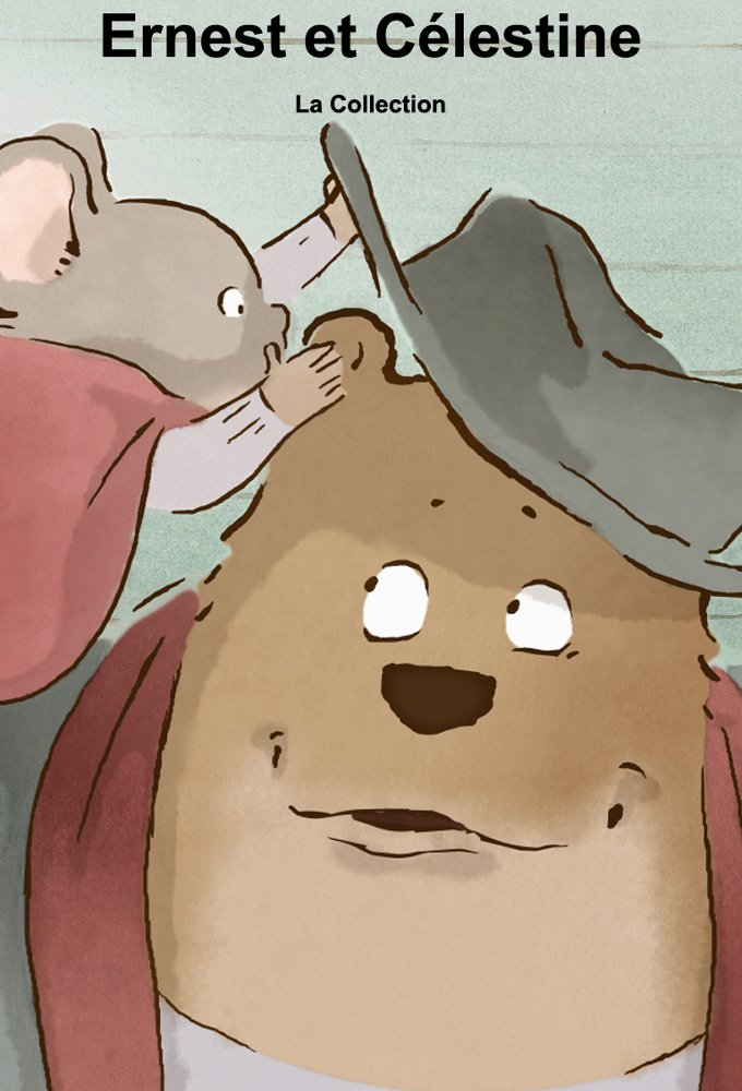 Ernest And Celestine The Collection Tv Series 2017 Imdb