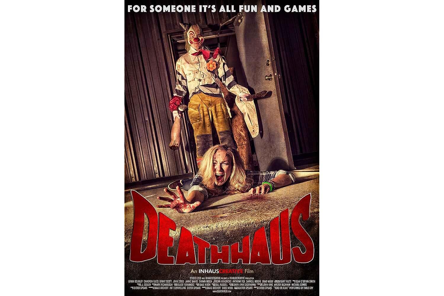 DeathHaus (2018)