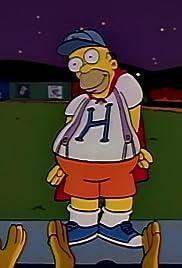 Dancin' Homer Poster