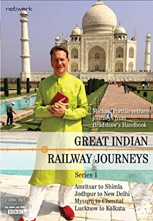 Where to stream Great Indian Railway Journeys