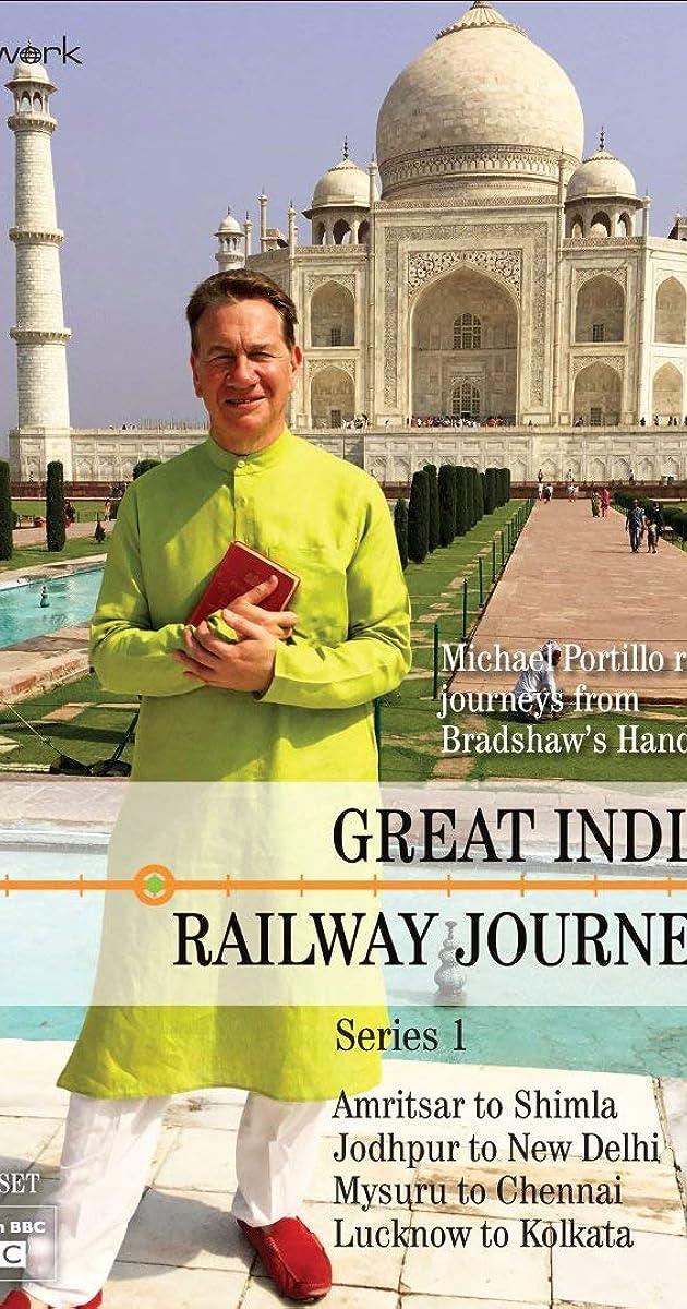 descarga gratis la Temporada 1 de Great Indian Railway Journeys o transmite Capitulo episodios completos en HD 720p 1080p con torrent