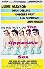 The Opposite Sex (1956) Poster