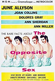 The Opposite Sex (1956) Poster - Movie Forum, Cast, Reviews