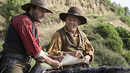 In 1850s Oregon, a gold prospector is chased by the infamous assassin duo, the Sisters brothers.