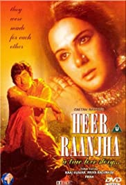 Heer Raanjha Poster