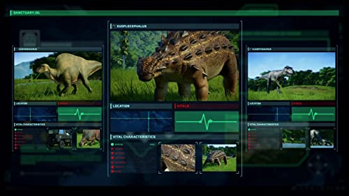 Jurassic World Evolution: Claire's Sanctuary Trailer