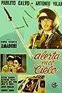 Alerta en el cielo (1961) Poster