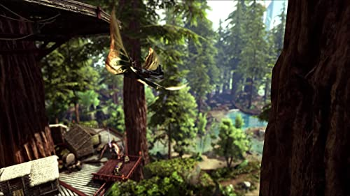 Ark: Survival Evolved: Archaeopteryx And Tapejara