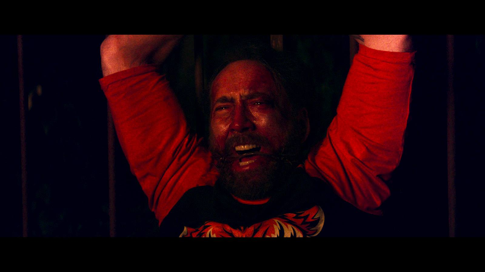 Nicolas Cage in Mandy (2018)