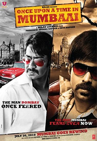 Once Upon a Time in Mumbaai 2010 Full Hindi Movie Download 300MB 480p BluRay