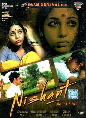 Girish Karnad Nishant Movie