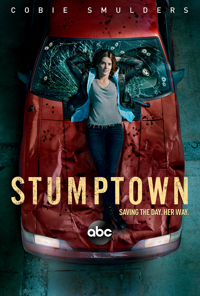 Stump miestas (1 Sezonas) / Stumptown Season 1