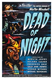 Dead of Night (1945) Poster - Movie Forum, Cast, Reviews
