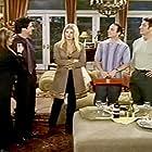 Still of Kathy Najimy, Ken Marino, Kirstie Alley, Wallace Langham, and Robert Gant in Veronica's Closet and Veronica Sets Josh Up