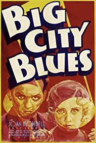 Joan Blondell and Eric Linden in Big City Blues (1932)