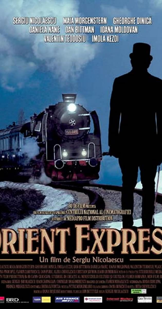 Imdb Orient Express