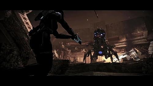 Mass Effect 3 (Remix Earth Music Video)