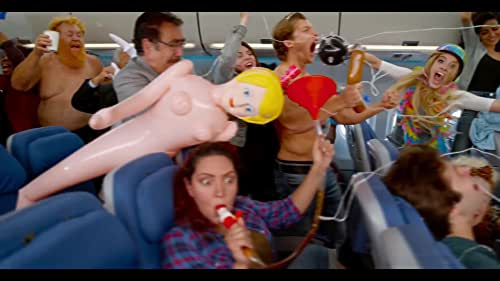 Horny American teenagers fly to Australia for sex at the social media convention in Sydney. Will Logan survive his fear of flying? Will the pilots survive passengers not using airplane mode? Will anyone survive?