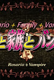 Cross and Family and a Vampire Poster
