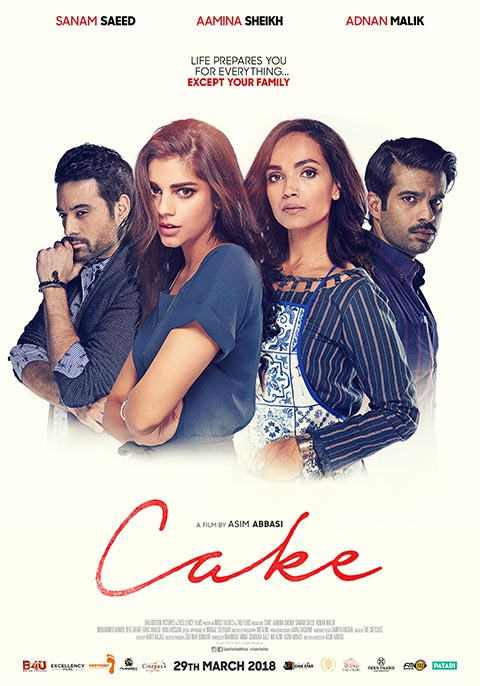 View Cake (2018) Movie poster on Ganool