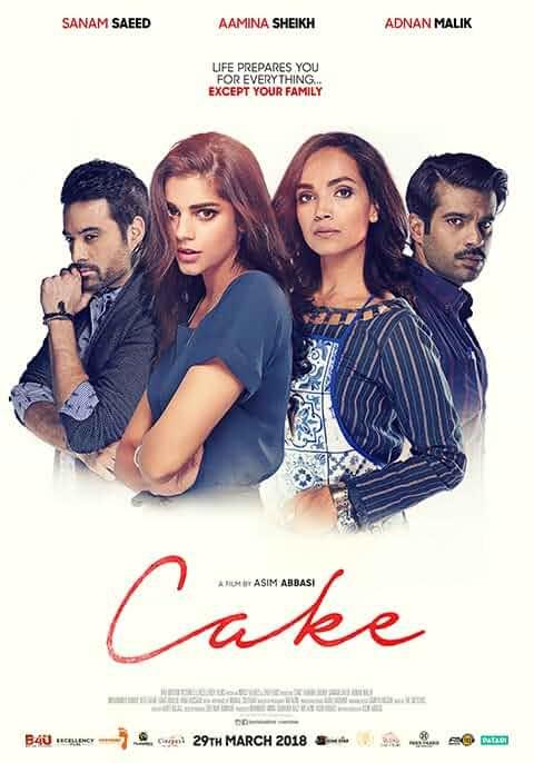 Cake (2018) Urdu 480p HDRip x264 AAC ESubs Full  (400MB) Full Movie Download
