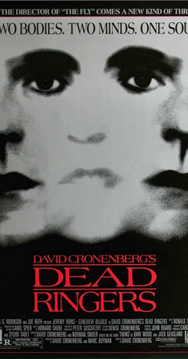 Watch Full HD Movie Dead Ringers (1988)