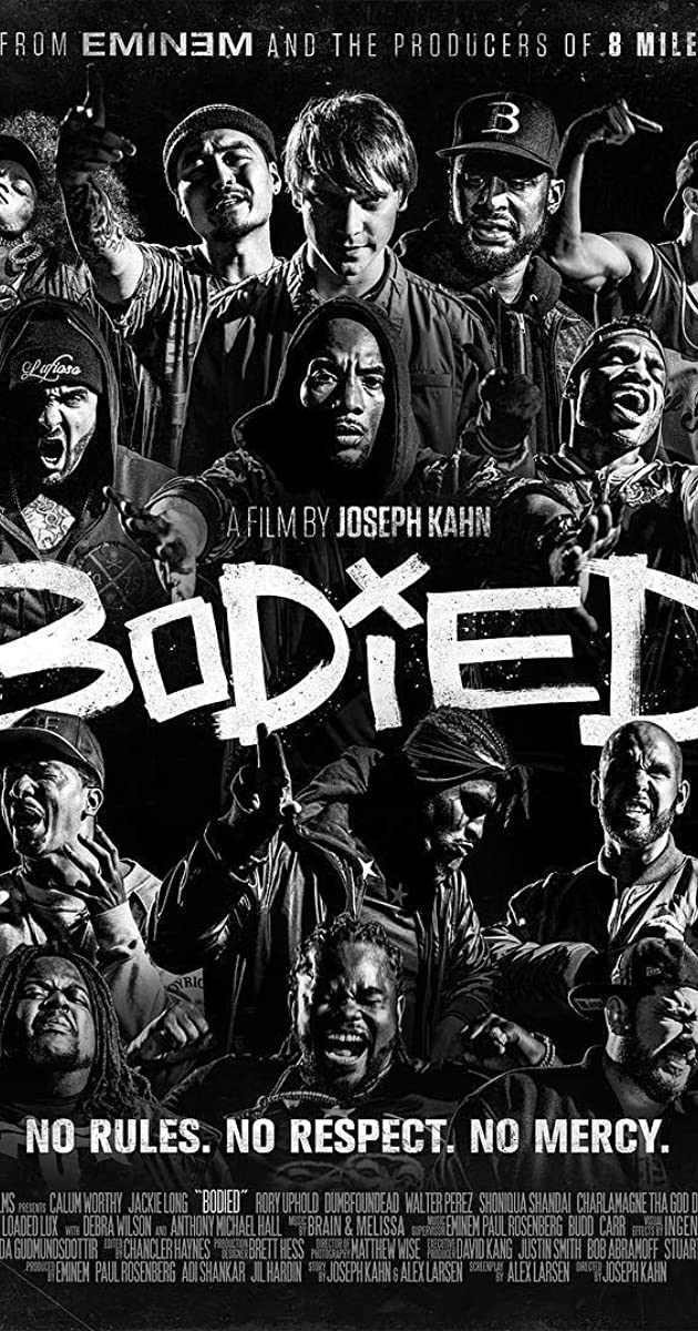 Bodied (2018) Subtitles
