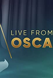 Good Morning Britain Live from the Oscars Poster