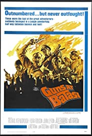 Guns at Batasi (1964) Poster - Movie Forum, Cast, Reviews
