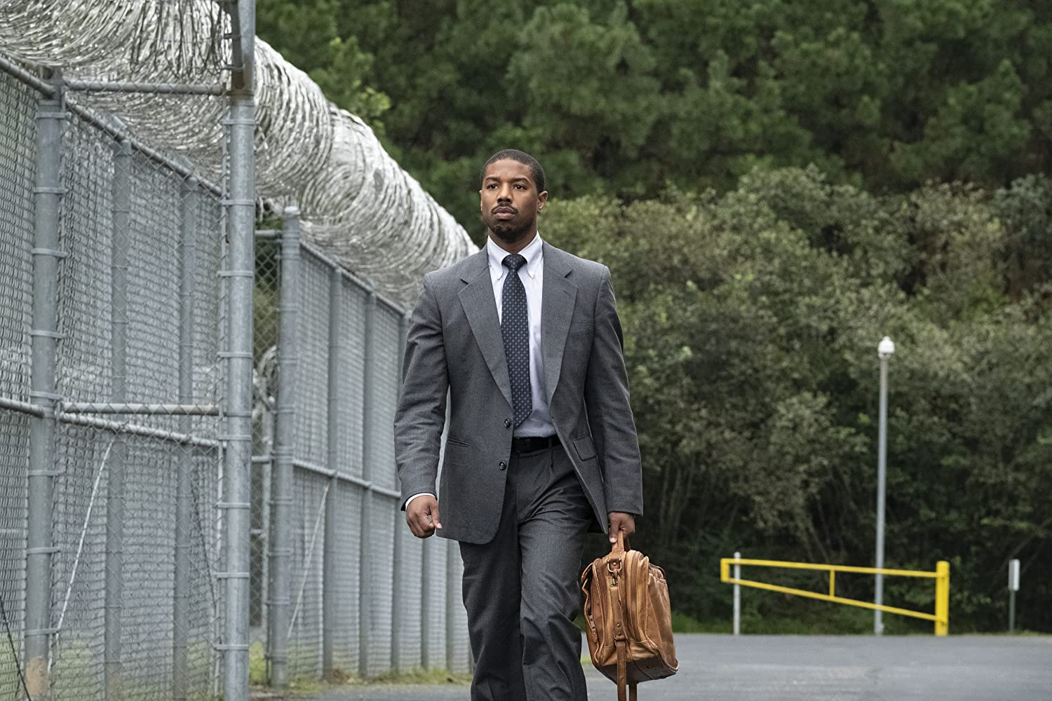Michael B. Jordan in Just Mercy (2019)